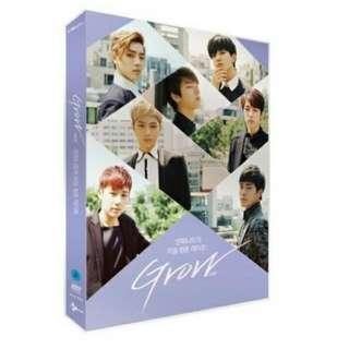 [PO] INFINITE GROW DVD KOREAN PRESS