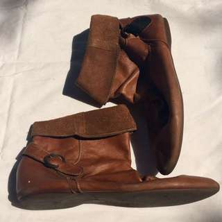 Pull And Bear Boots