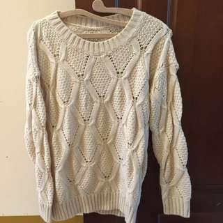 美國購入🇺🇸長版毛衣