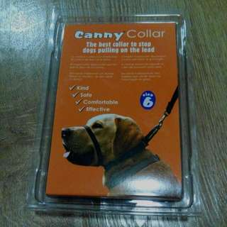Canny Collar Stop Pulling Collar Size 6