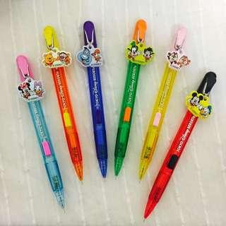 日本迪士尼帶回的自動筆