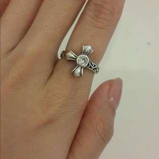 純銀戒指~