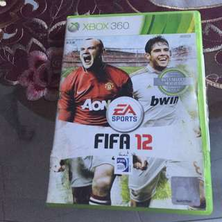 FIFA 12 for XBOX 360