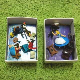 🎉兩盒一起火柴盒小場景🎉