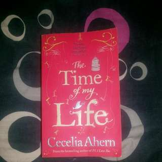 CECILIA AHERN ~ The time Of MY life