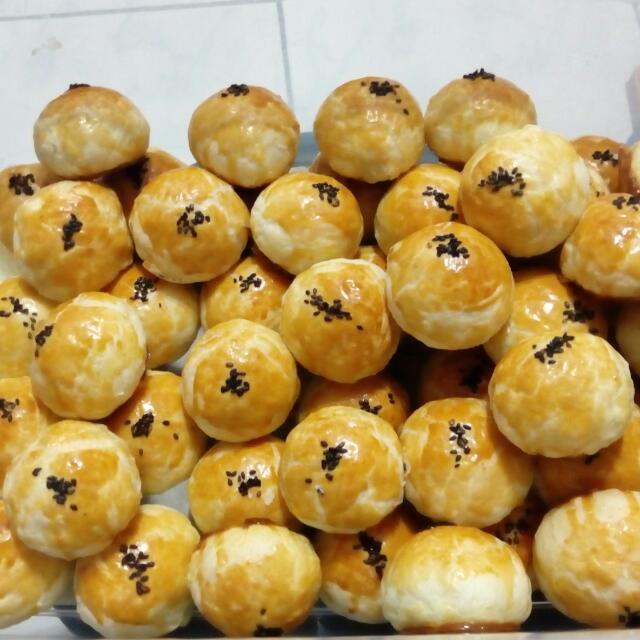 手工蛋黃酥
