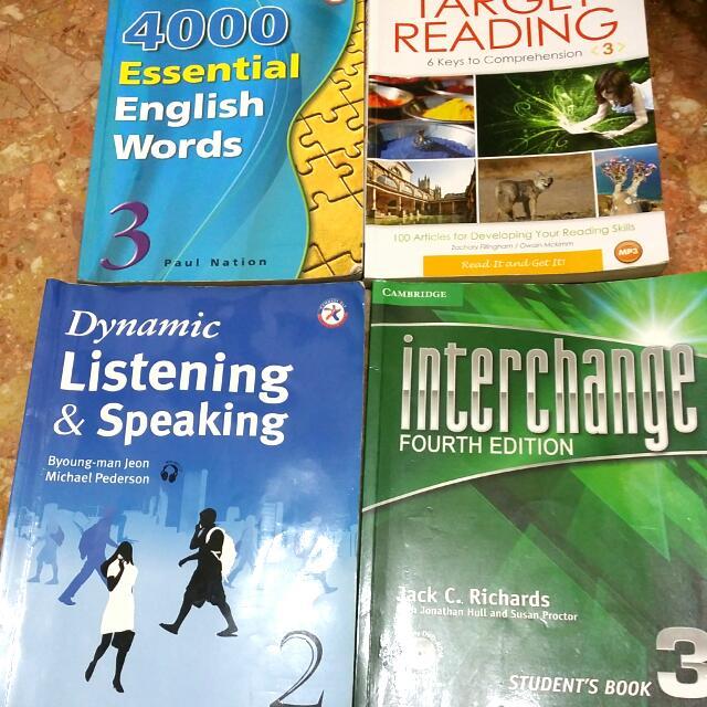 英文系用書