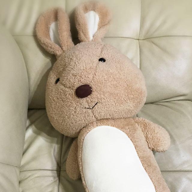 超大兔子娃娃