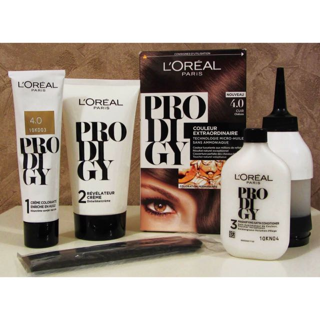 Ready Stock Loreal Prodigy Permanent Hair Dye Health Beauty On
