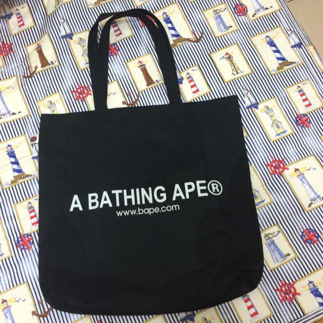 A BATHING APE 托特手提袋
