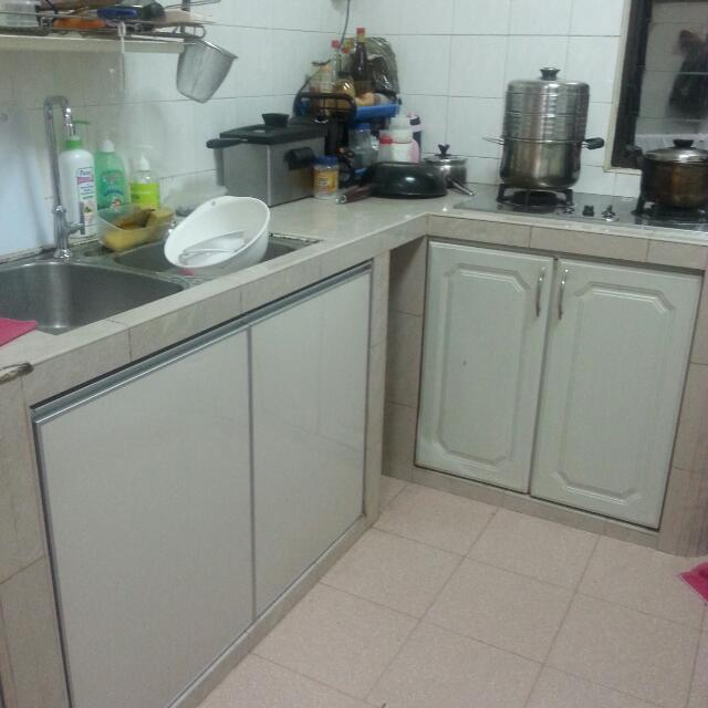 Kitchen Cabinets Singapore: Hchmetalworks's Items For Sale On Carousell