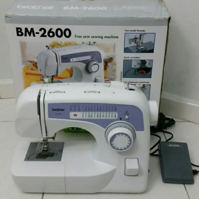 Reduced The Price From 40 To 40 For Fast Sale Brother Sewing Cool Brother Bm 2600 Sewing Machine Price