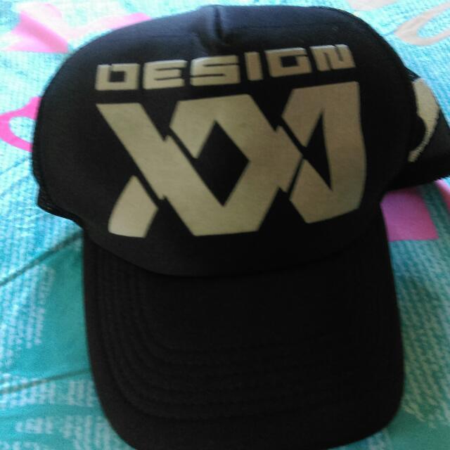 Design帽子
