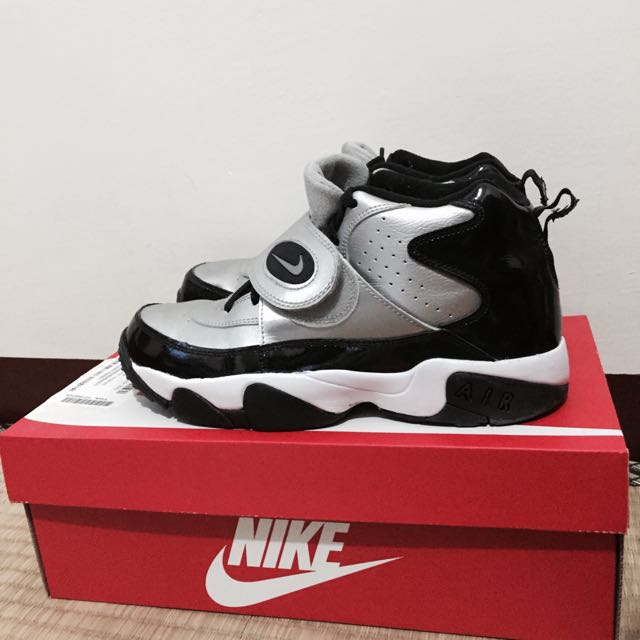 【8成新】NIKE AIR MISSION球鞋👟