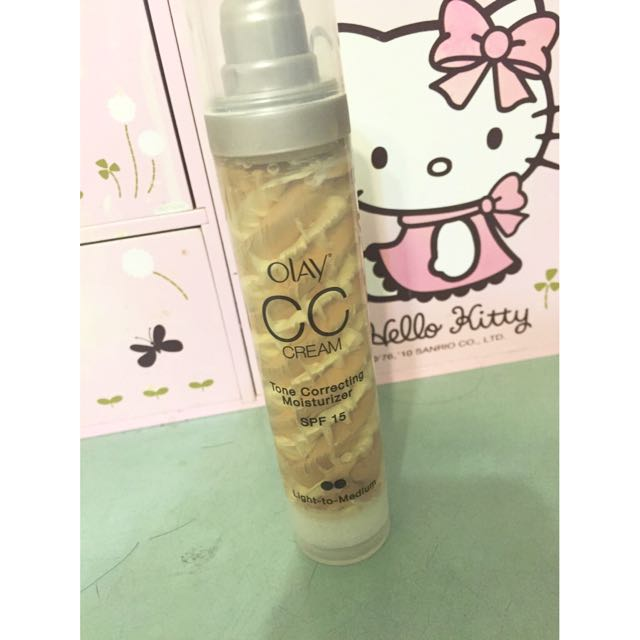 🔺Olay CC Cream