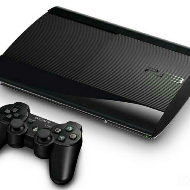 WTT PS3 Super Slim
