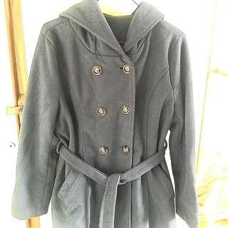 (降價)冬季風衣外套