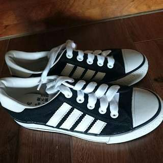 帆布鞋 (免運)