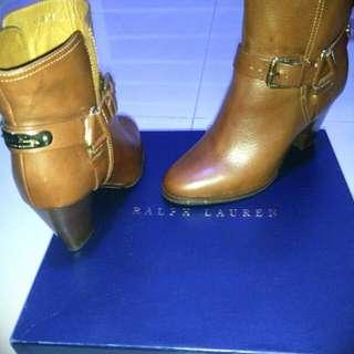 Ralph Lauren Classic Boots