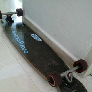 (reserved) cheap Longboard