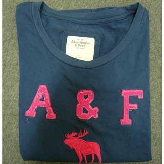 Abercrombie & Fitch A&F 短T