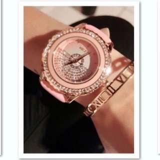 🎀全新水鑽。手錶⌚️