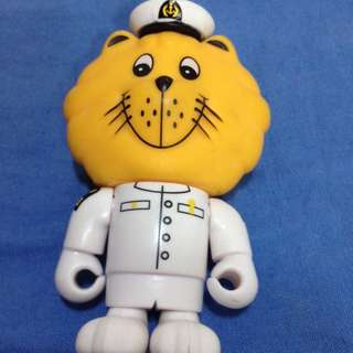 Navy Singa without sword accessory