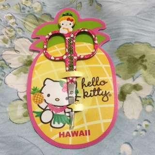 (保留中)全新Hello Kitty小剪刀