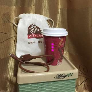 🚚 超cute City Cafe 行動電源