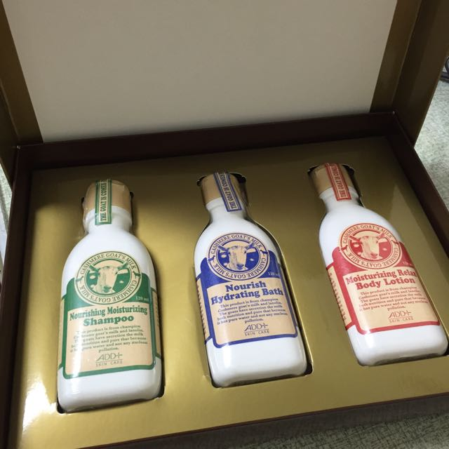 【ADD+】山羊奶 超值組