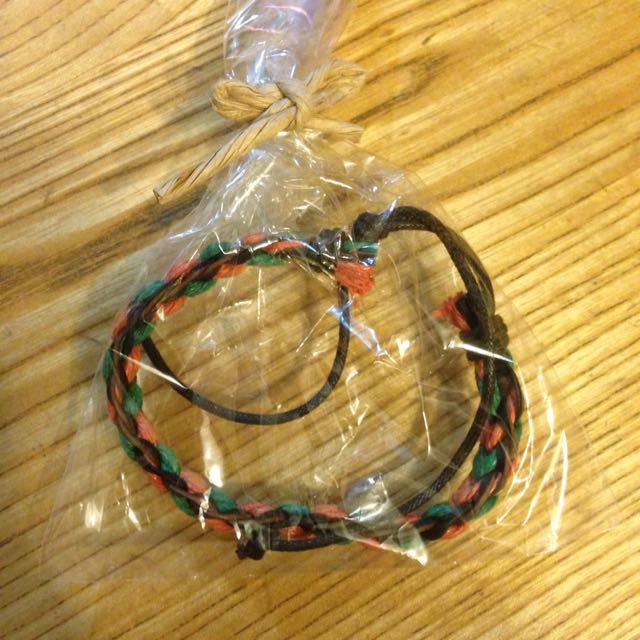 日本編織手環