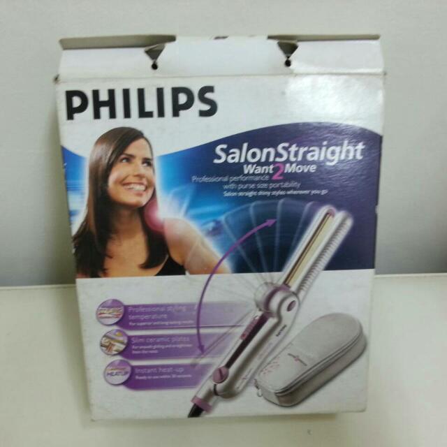 菲利浦直髮器