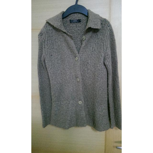 購物送 毛衣外套