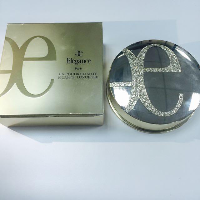 Elegance~蜜粉王~極緻歡顏蜜粉餅IV 27g
