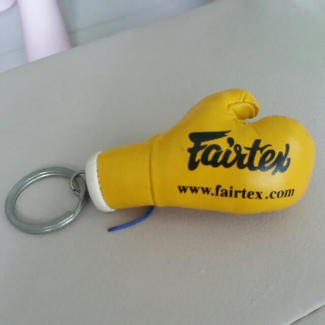 Fairtex Boxing glove Keychain