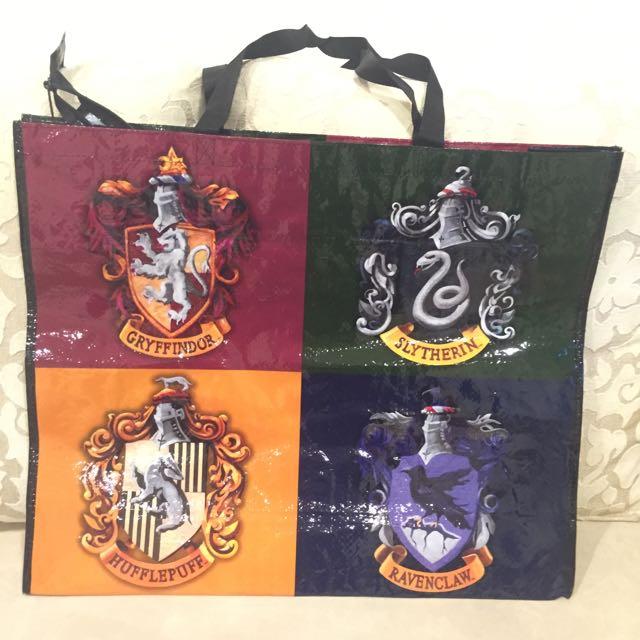 哈利波特Harry Potter 環球影城 手提袋
