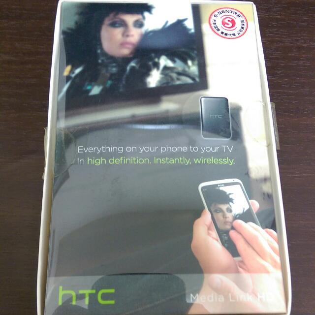 HTC專用螢幕無線分享器