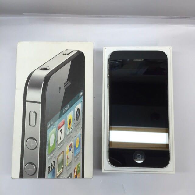 iPhone 4s 16G 黑
