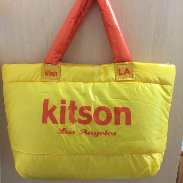 Kitson 空氣包