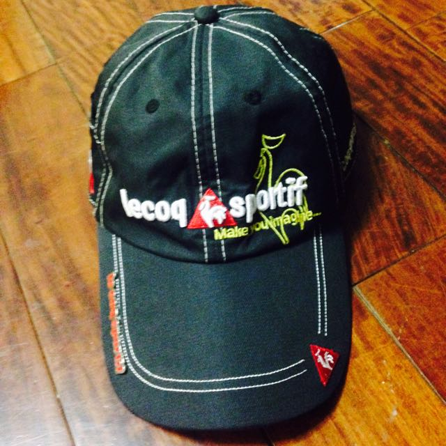 lecoq sportif 公雞牌 復古老帽 稀有