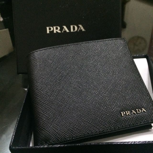 464ad40fbff1 ... cheapest hot prada wallet for men 530f8 ea18b b874c 55e00 ...