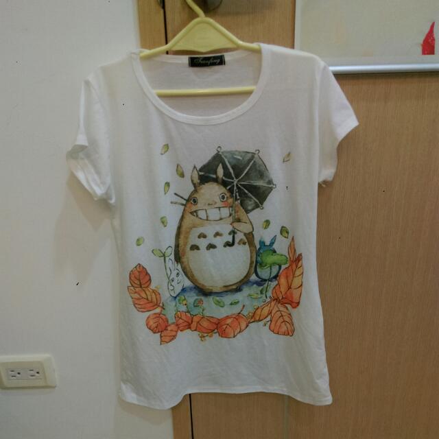 龍貓T-shirt