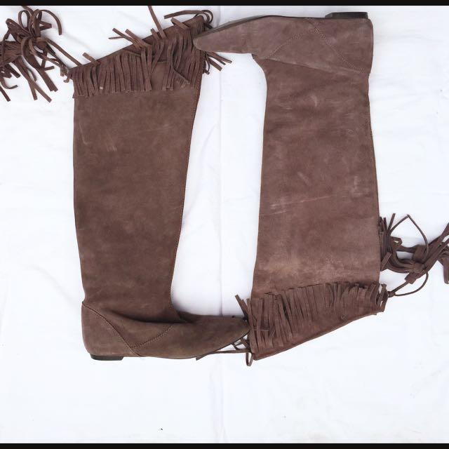 Zara Indian Boots