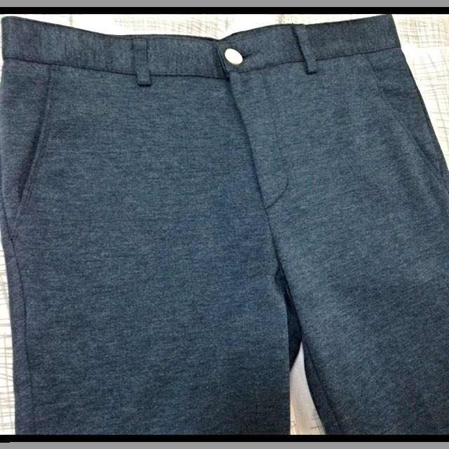 Zinif 短褲 膝上 合身 棉質 Zara H&M Topman Uniqlo