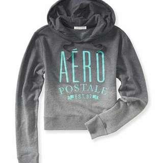 Aero漸層色刷毛連帽T Dip-Dye Glitter Aero Popover Hoodie