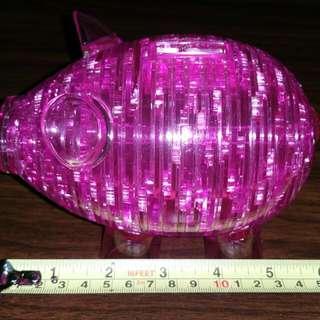 Puzzle Piggy bank