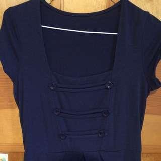 Cute Work Friendly Dress Size 6-8