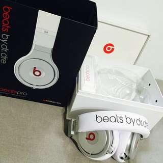 Monster Beats Pro 美國帶回 耳機正品可議 朋友寄賣