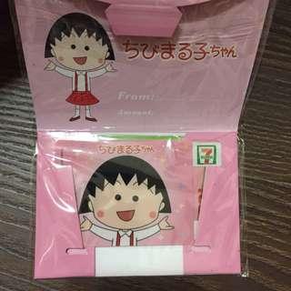 7-11 小丸子 Icash卡 晶片卡 無悠遊卡功能