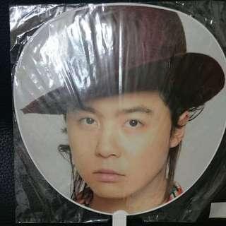 堂本剛 2007-2008演唱會 扇子